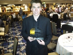 Conor Porteus - Lancashire Tennis Awards
