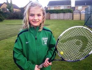 Rainford Tennis Club - Phoebe Mitchell