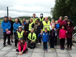 Rainford Tennis Club - Family Bike Ride