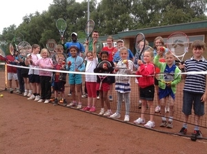 Rainford Tennis Club - Junior Camps