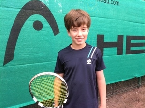 Rainford Tennis Club - Cameron-Ashley Jones
