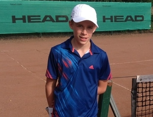 Rainford Tennis Club - Adam Ashton