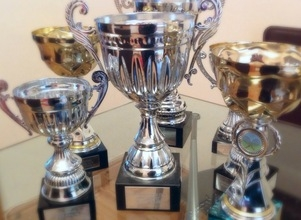 Rainford Tennis Club - Trophie