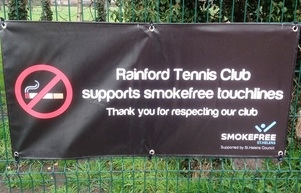Rainford Tennis Club - Smoke Free