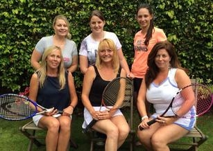 2014 Womens 1st Team