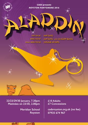 Aladdin poster 350px