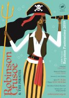 Robinson Crusoe and the Pirates Poster 2019