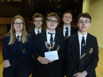 Lizzie Houghton award
