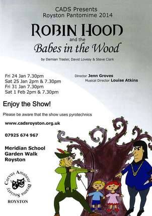 Robin Hood programme