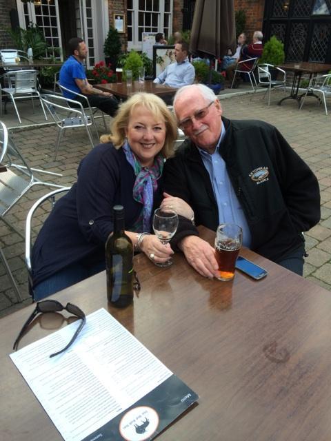 Bill and Sylvia