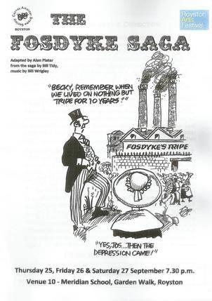 Fosdyke programme