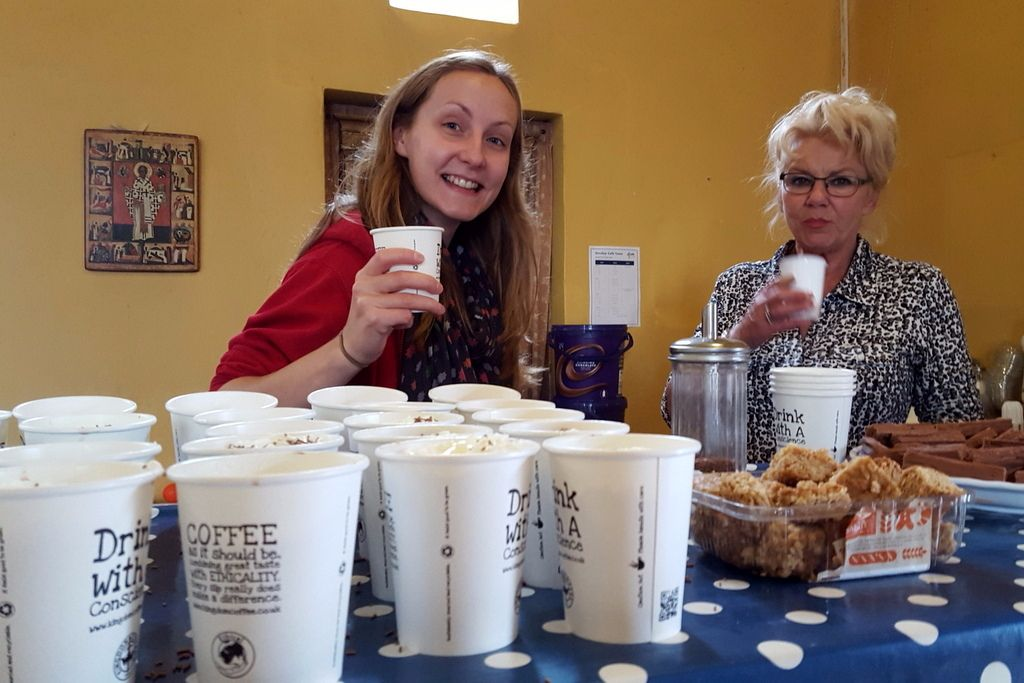 Youth Cafe at St Cuthman's