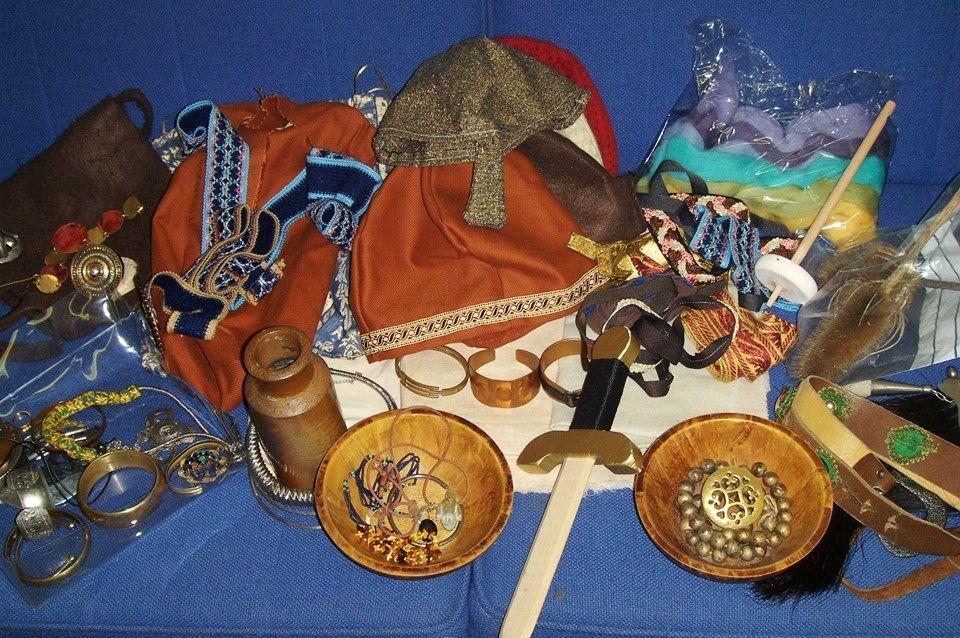 Gladrags community costume resource
