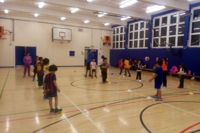 Manor Road Community Basketball Club