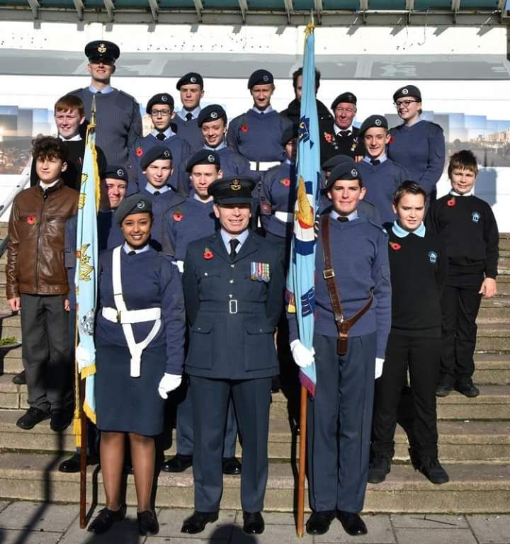 225 squadron remembrance day