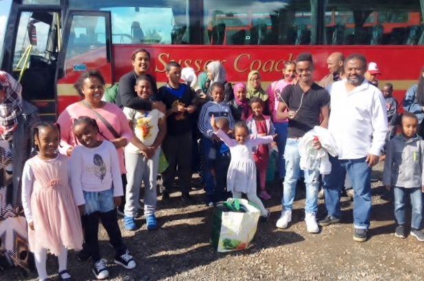 Health project for Oromo women East Brighton Trust