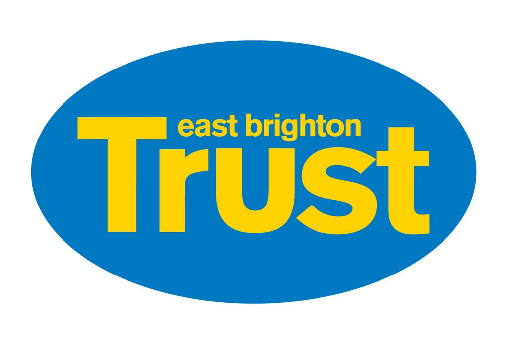 East Brighton Trust logo