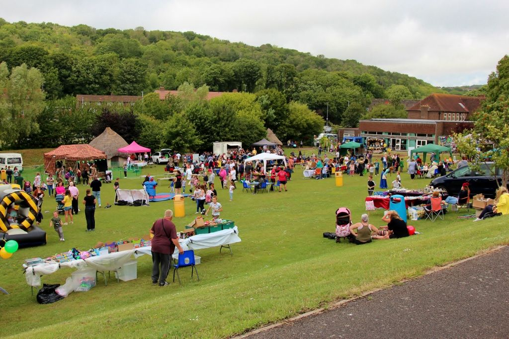 Moulsecoomb Primary School Summer Fair