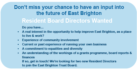 East Brighton Trust Resident Director 2