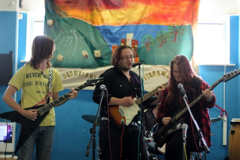 5 whitehawk festival band