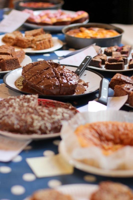 12 whitehawk festival cakes