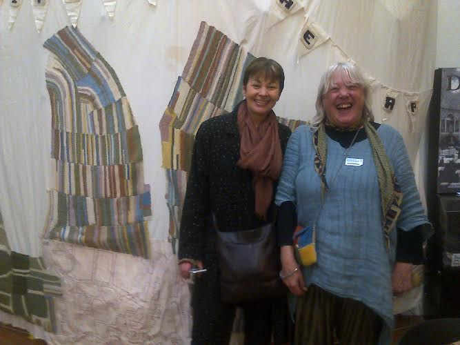 knitting the map caroline lucas