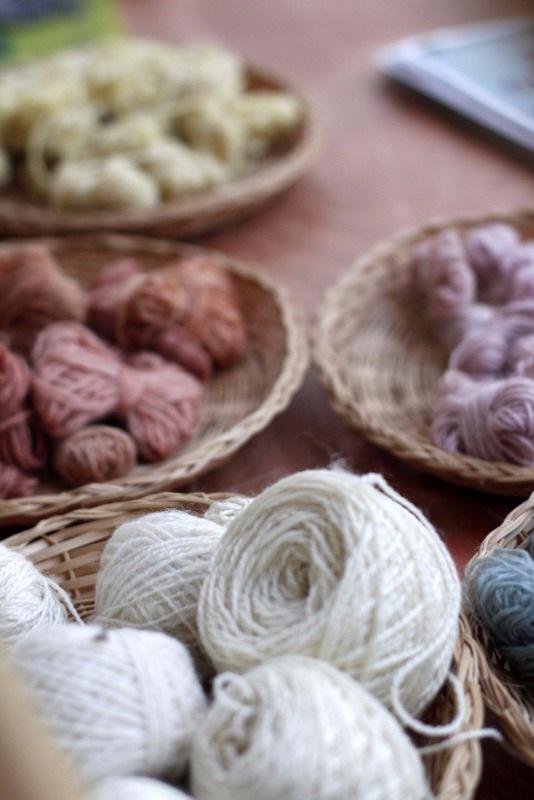 seedy sunday brighton 2015 knitting the map yarn
