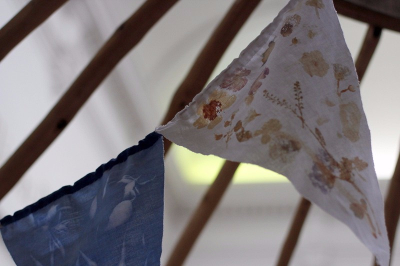 seedy sunday brighton 2015 yurt bunting 1