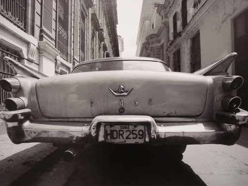 1960's Buick Havana, Cuba, Limited Edition Photograph by John Raikes