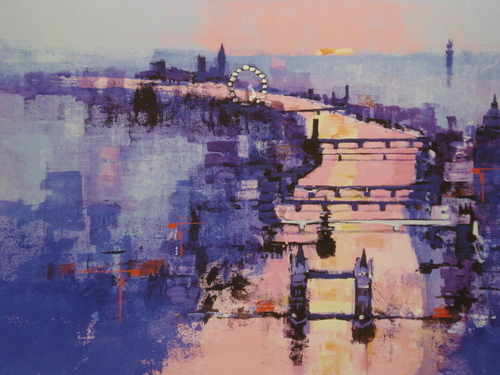 River Thames, Colin Ruffell
