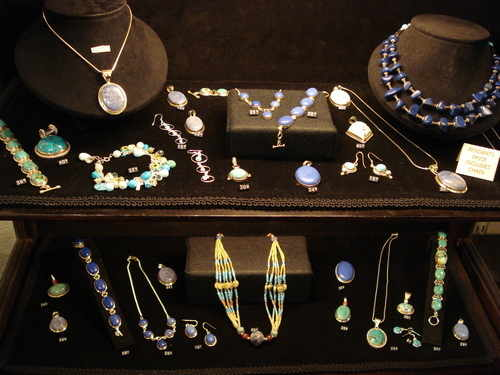 Collection of Costume jewelley