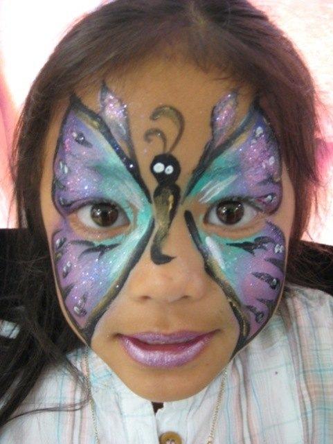 Butterfly Sky3D