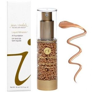 Jane Iredale  -  Liquid Minerals - Honey Bronze - (£38.00 rrp)