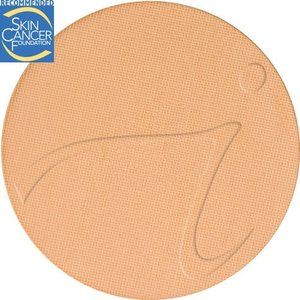 PurePressed Base SPF 20 Compact Refill - Caramel - (£29.95 rrp)