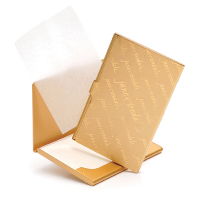 Facial Blotting Papers with Compact - (£9.50 rrp)