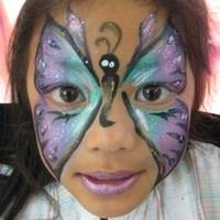 Professional Mini MakeOvers & Face Painting Party
