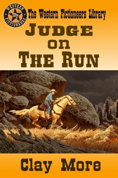 JUDGE ON THE RUN - Keith Souter