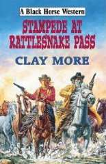 Stampede at Rattlesnake Pass