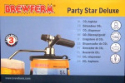 Beer King Party Star Tap system for use with Mini Kegs