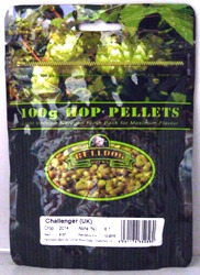 Challenger Hops - Pellets 100g