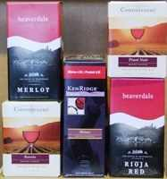 6 Bottle Red Wine Kits