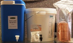 All Grain Brewing Starter Equipment Kit