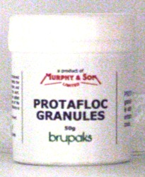 Brupaks Protafloc Copper Finings