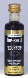 Still Spirits Top Shelf Bourbon Spirit Essence