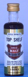 Still Spirits Top Shelf Single Malt Scotch Spirit Essence