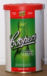 Coopers European Style Lager