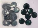 Crown Caps - Green (45s)
