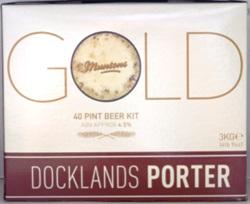 Muntons Gold Docklands Porter