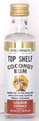 Still Spirits Top Shelf Coconut Rum Essence