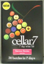 Cellar 7 from Youngs 30 Bottle 7 Day Summer Berries - 30 Bottle Rose wine kit